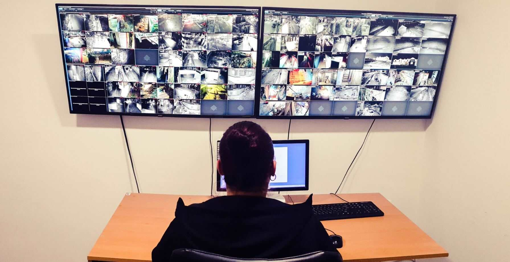 Active Watch Security is live video monitoring and video surveillance company
