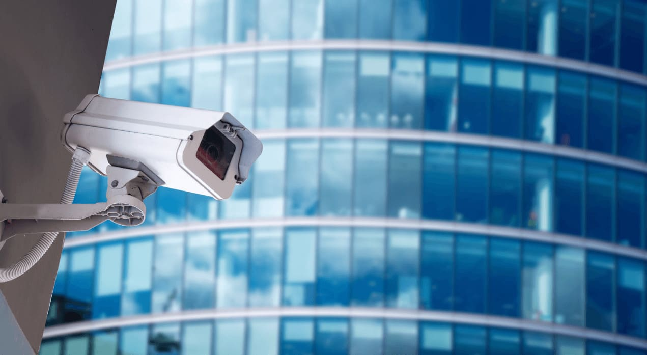 active watch commercial security services, office video surveillance systems and commercial video monitoring