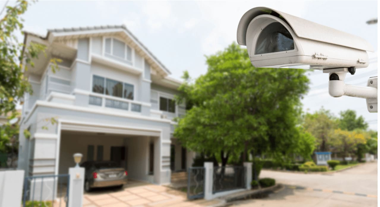 active watch security and video surveillance for property management
